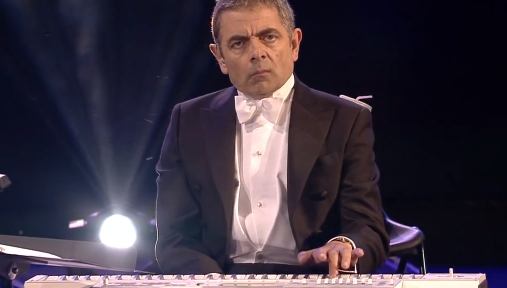 L'ostinato version Mister Bean