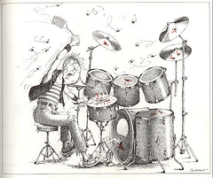 Qui a dit que les musiciens n'étaient pas des sportifs ?
