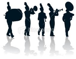 more marching bands….