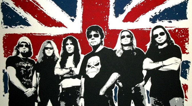 Iron maiden revisité