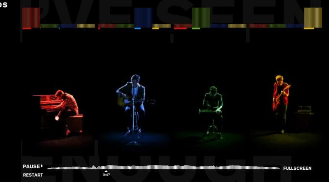 Jouez sur les couleurs d'une chanson