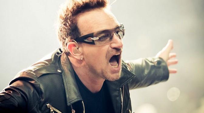 le groupe U2 sur les traces du gospel