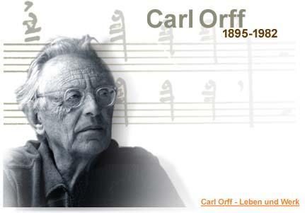 CARL ORFF   In taberna quando sumus