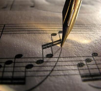 Ecrire une chanson….pour une bonne action !