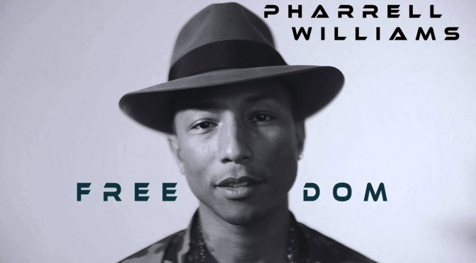 Freedom de Pharrell Williams