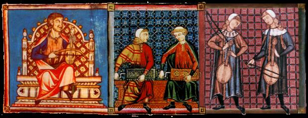 5è segpa, séquence III: la musique du Moyen-Age