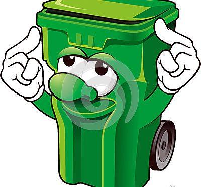 demain, c'est à votre tour de sortir la poubelle !