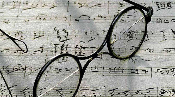 Suivez la ligne… musicale